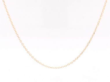 16 Inch Necklace Chain in 14k Yellow Gold